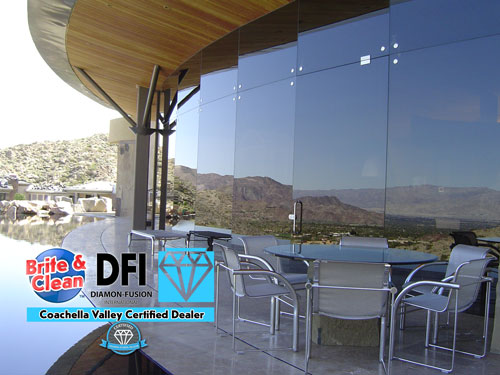 Beautiful views with Diamon-Fusion® on your windows